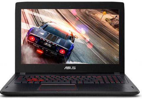 Las mejores laptops gaming de Asus