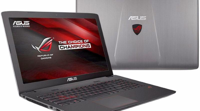 c63d6f2cf7a46 Las mejores laptops para gaming de Asus 2018 - Mejores laptops
