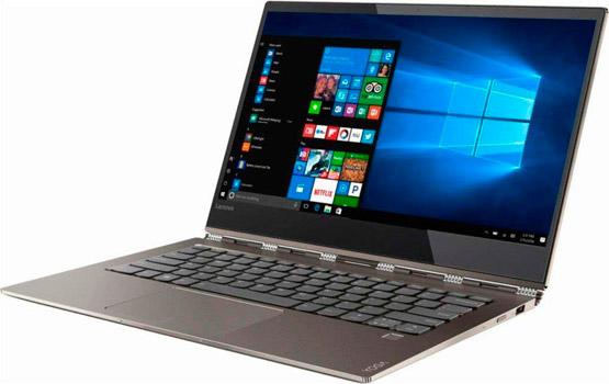 Lenovo Yoga 920. Mejores laptops Lenovo en México