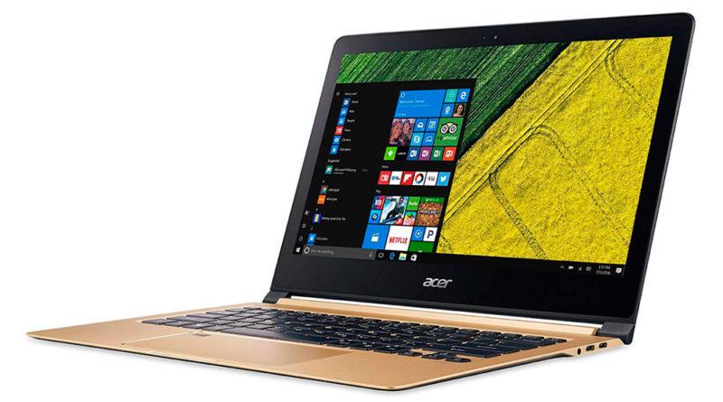 Las mejores laptops Acer 2019