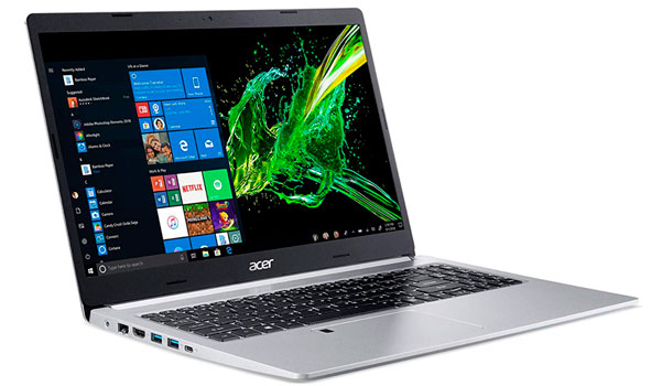 Acer Aspire 15. Los mejores portátiles para trading