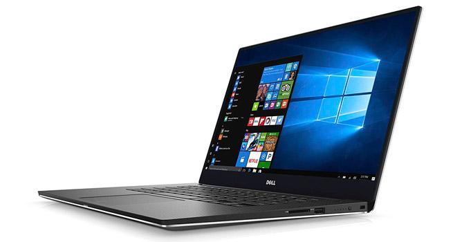 Dell XPS9560-A. Mejores laptops para Ciencia de Datos