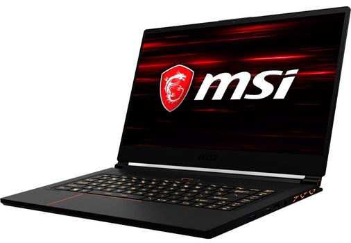 MSI GS65 Stealth THIN-050 15.6″