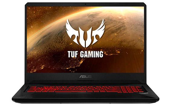 ASUS TUF Fx705DY. Los mejores portátiles AMD Ryzen