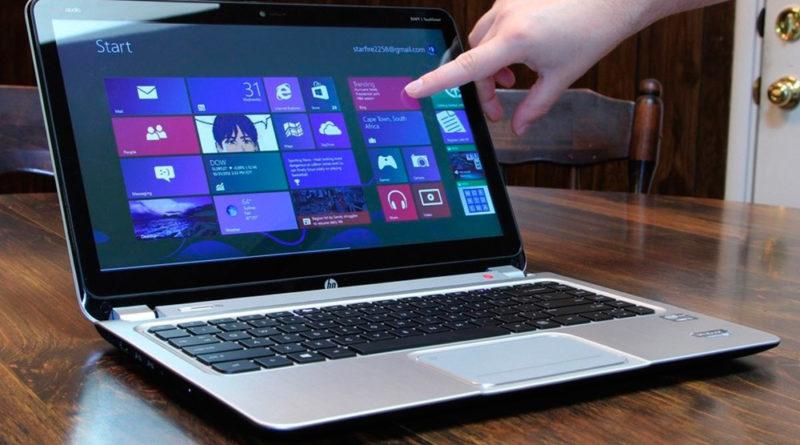 mejores portátiles con pantalla tactil