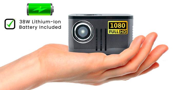 AAXA P7 Mini Projector. Los mejores proyectores multimedia