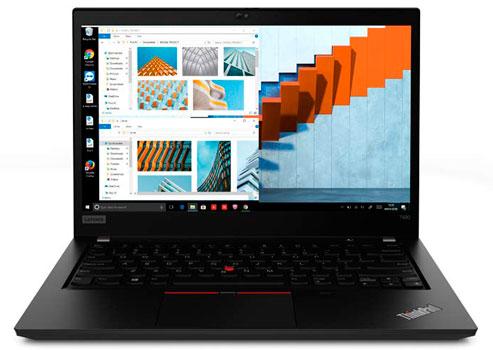 Lenovo ThinkPad T490 Mejores laptops para Ciencia de Datos 2020