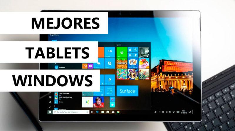 Las mejores tablets Windows
