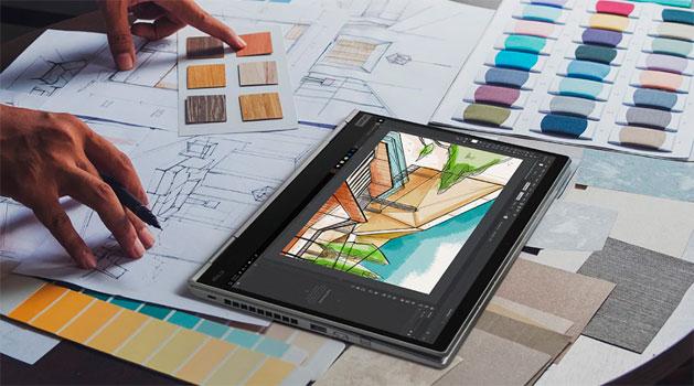 Una laptop para diseñadores y creativos profesionales