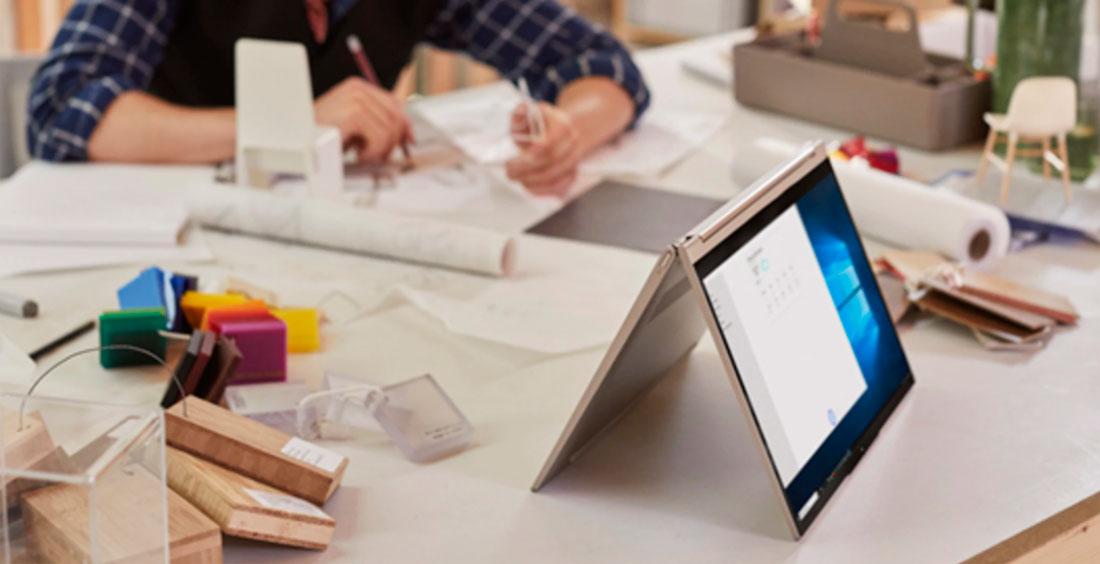 Laptop Lenovo Yoga C940 laptop ideal para estudiantes de arquitectura