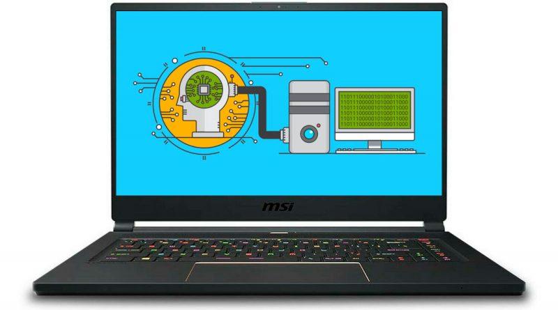 Las mejores laptops para Machine Learning