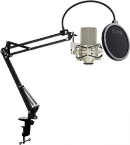 microfono para podcast MXL990