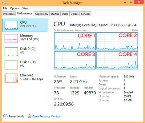 CPU de cuatro núcleos: las mejores laptops para diseño gráfico