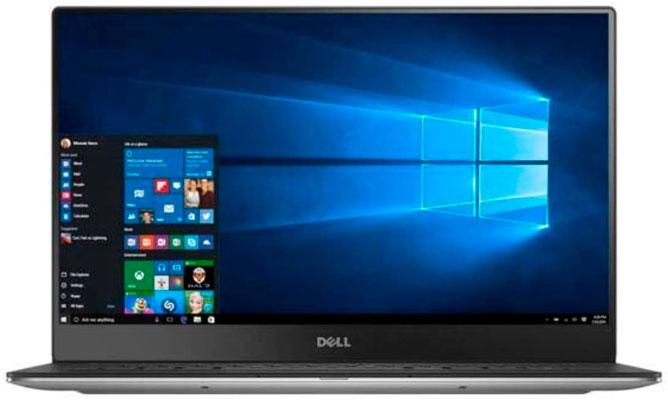 Dell XPS 13 9360 Mejores laptops para Ciencia de Datos 2020