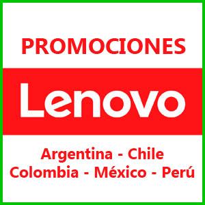 Laptops Promociones Lenovo
