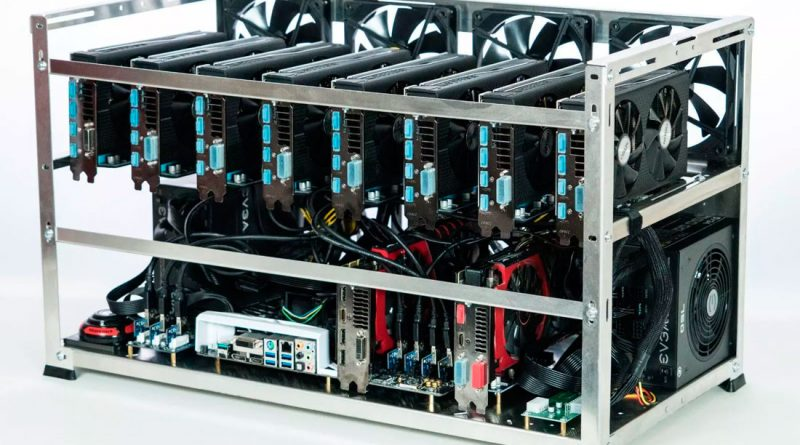Cómo construir una plataforma de minería Monero de 8 GPUs