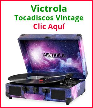 comprar Victrola moderna en amazon