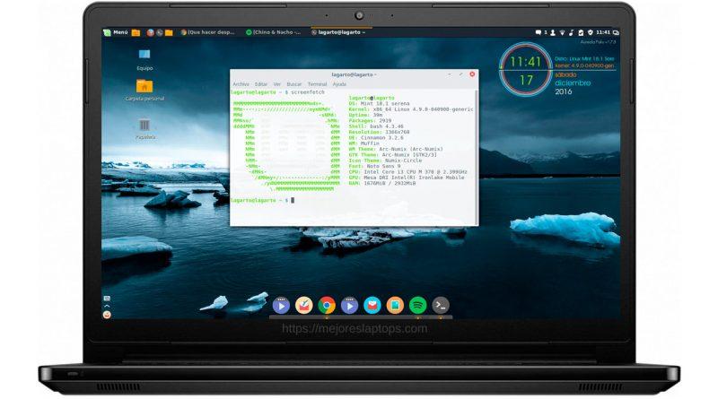 Las mejores distros Linux para Laptop