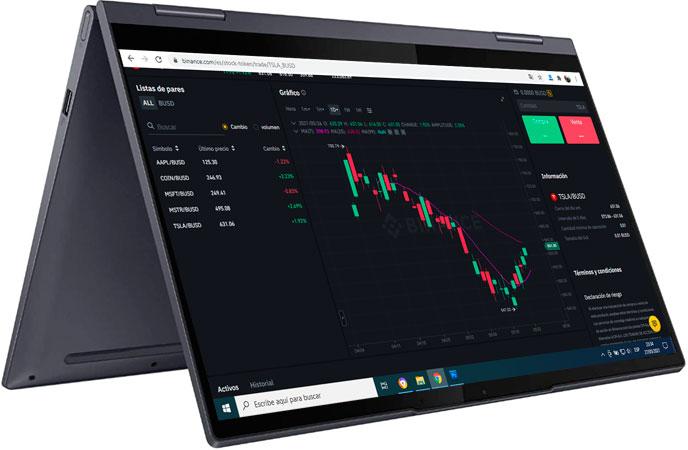 La mejor laptop para trading de acciones