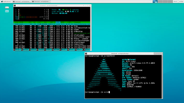 Arch Linux para Raspberry Pi