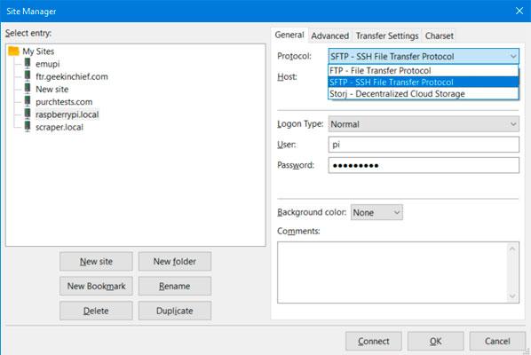 configurar una Raspberry Pi comoservidor de paginas web
