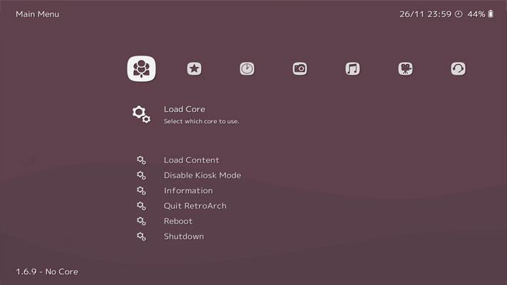 Lakka - La consola de juegos de código abierto