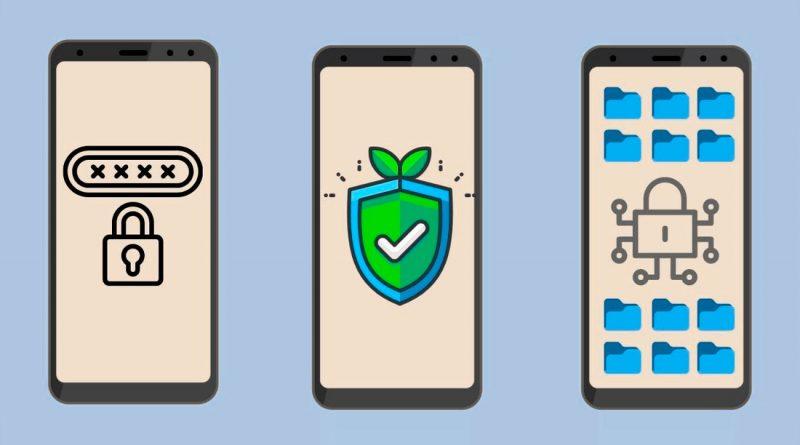 Los smartphones más seguros 2021