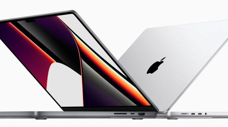 La nueva MacBook Pro con M1 Pro y M1 Max